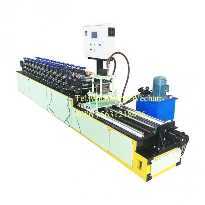a quilha de aço furring e levando da luz do canal do perfil C rola formando a máquina